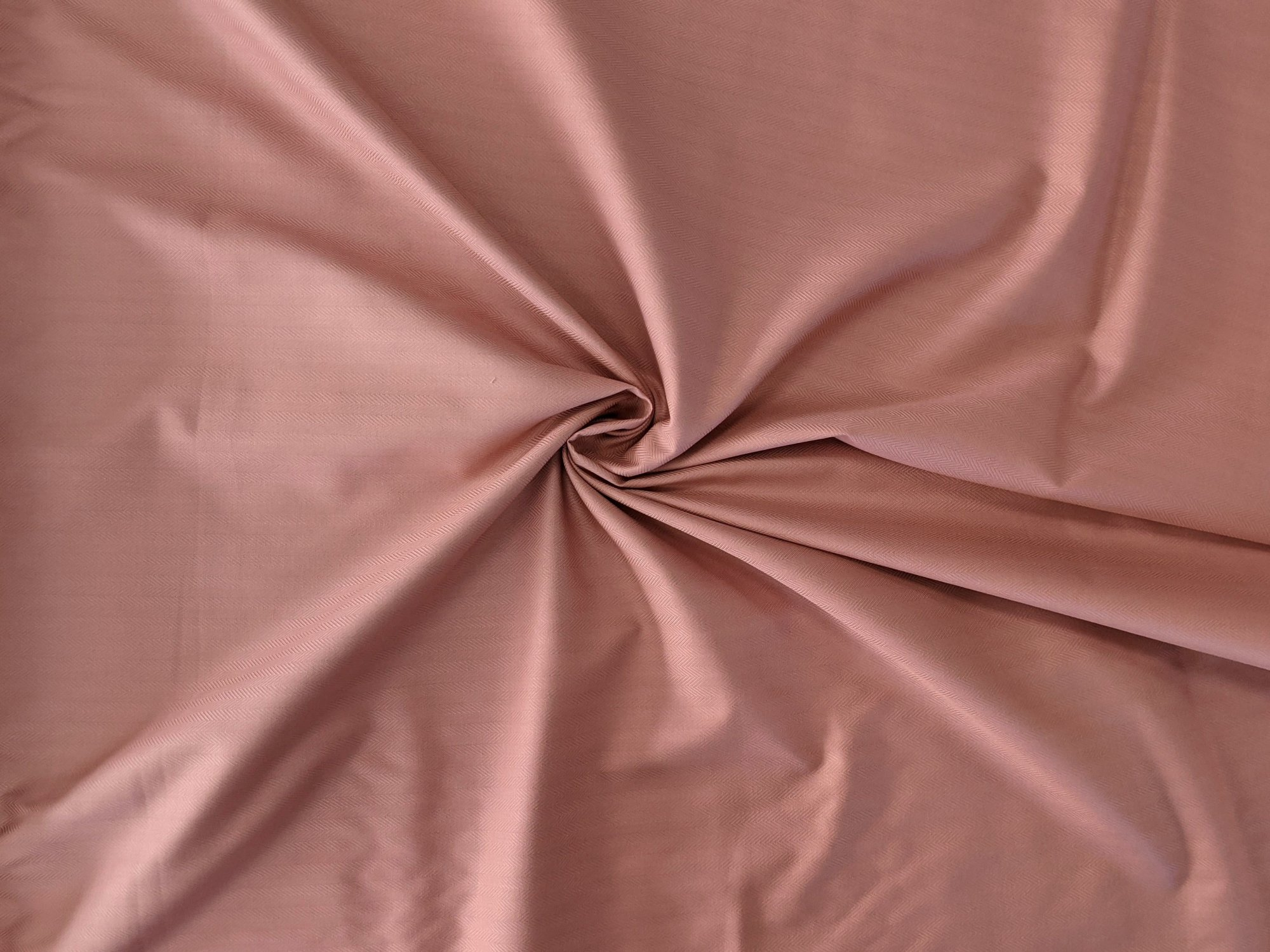 Swiss Cotton Shirting - Salmon