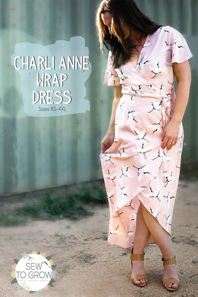 CharlieAnne Wrap Dress