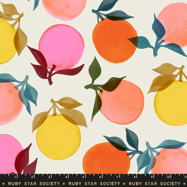 Clementine - 100% Rayon