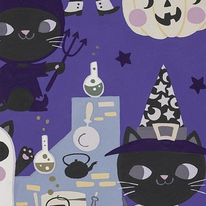 Alexander Henry - Costume Kitty