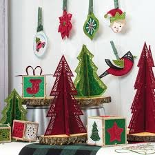 OESD Holly Jolly - Ornaments & Accents