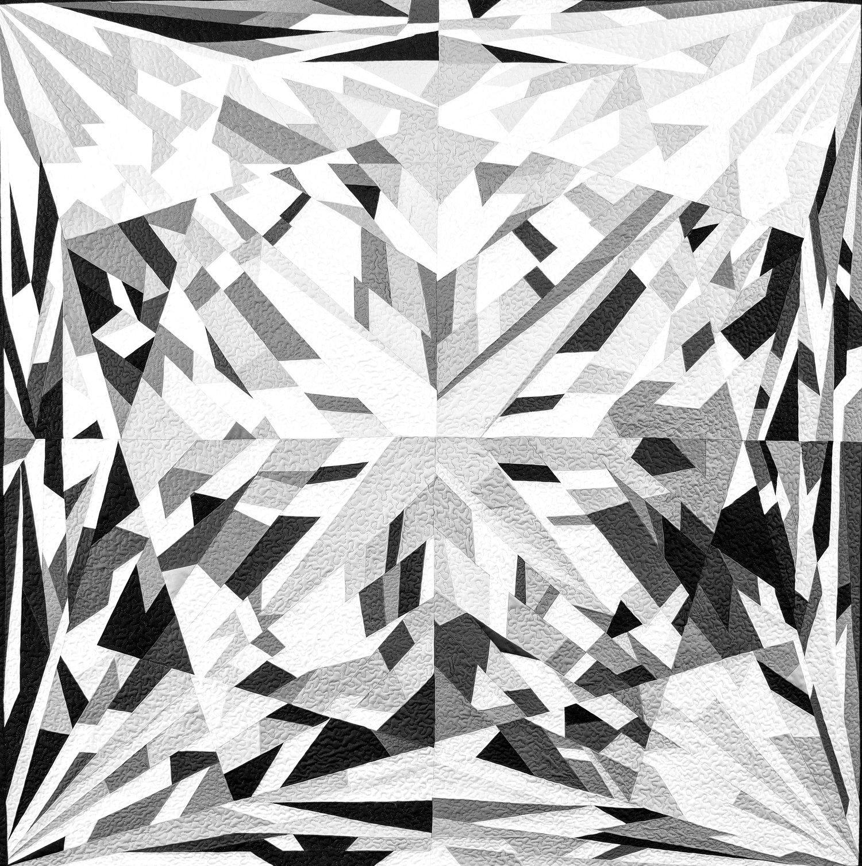 MJ Kinman Elizabeth Diamond Pattern
