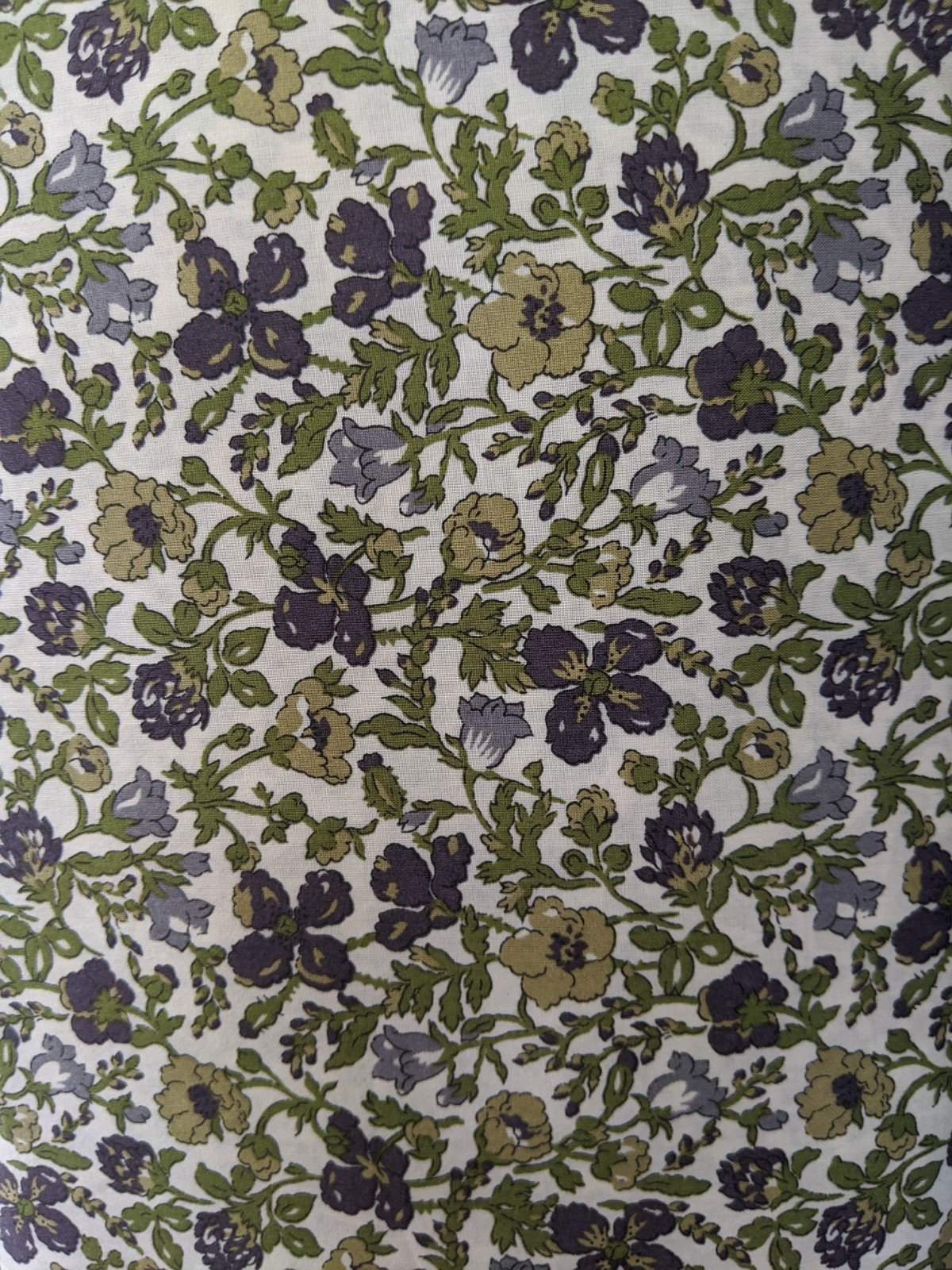 Liberty of London Cotton Lawn - Pansy