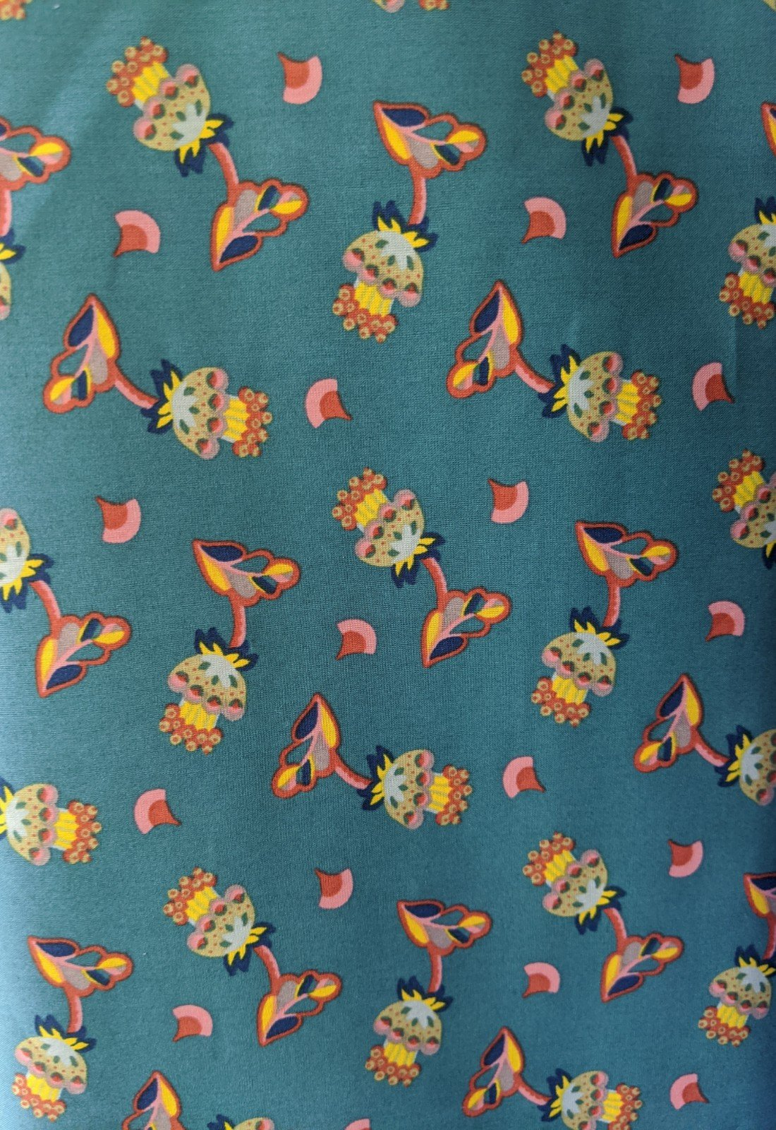 Liberty of London Cotton Lawn - Teal