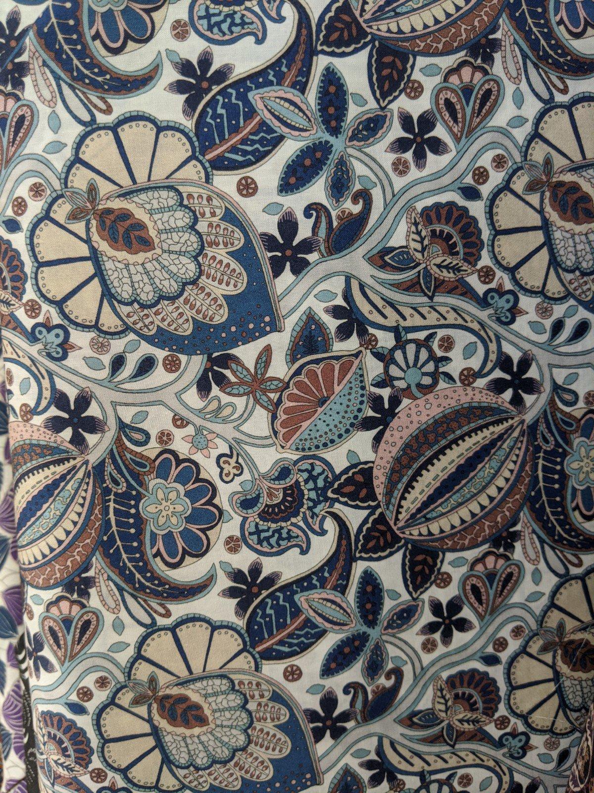 Liberty of London Cotton Lawn - Mosaic Garden