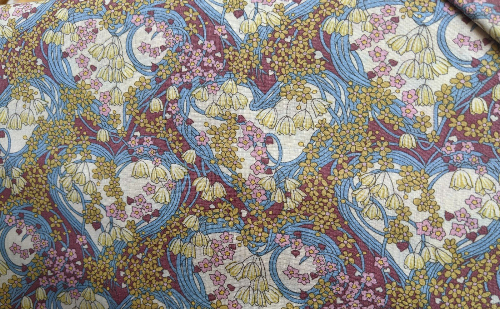 Liberty of London Cotton Lawn - Garden of Love