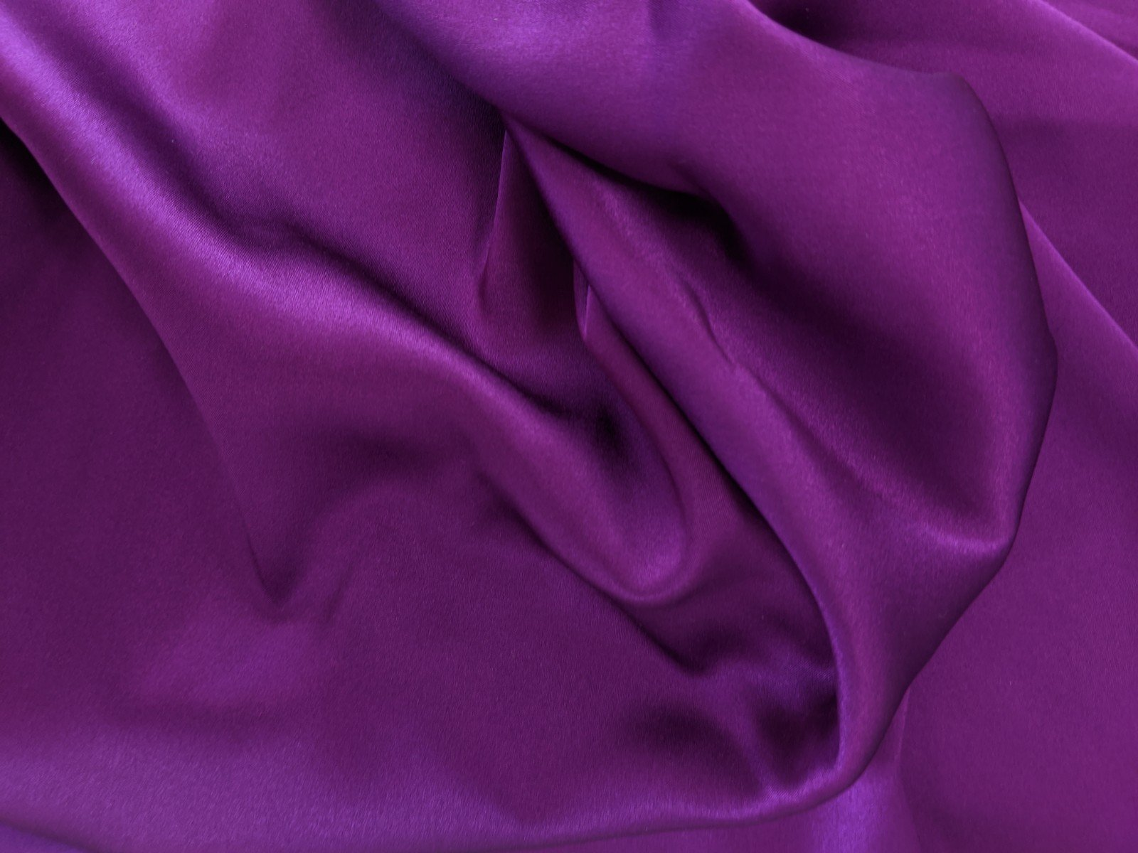 Stretch Silk Charmeuse (Multiple Colors)