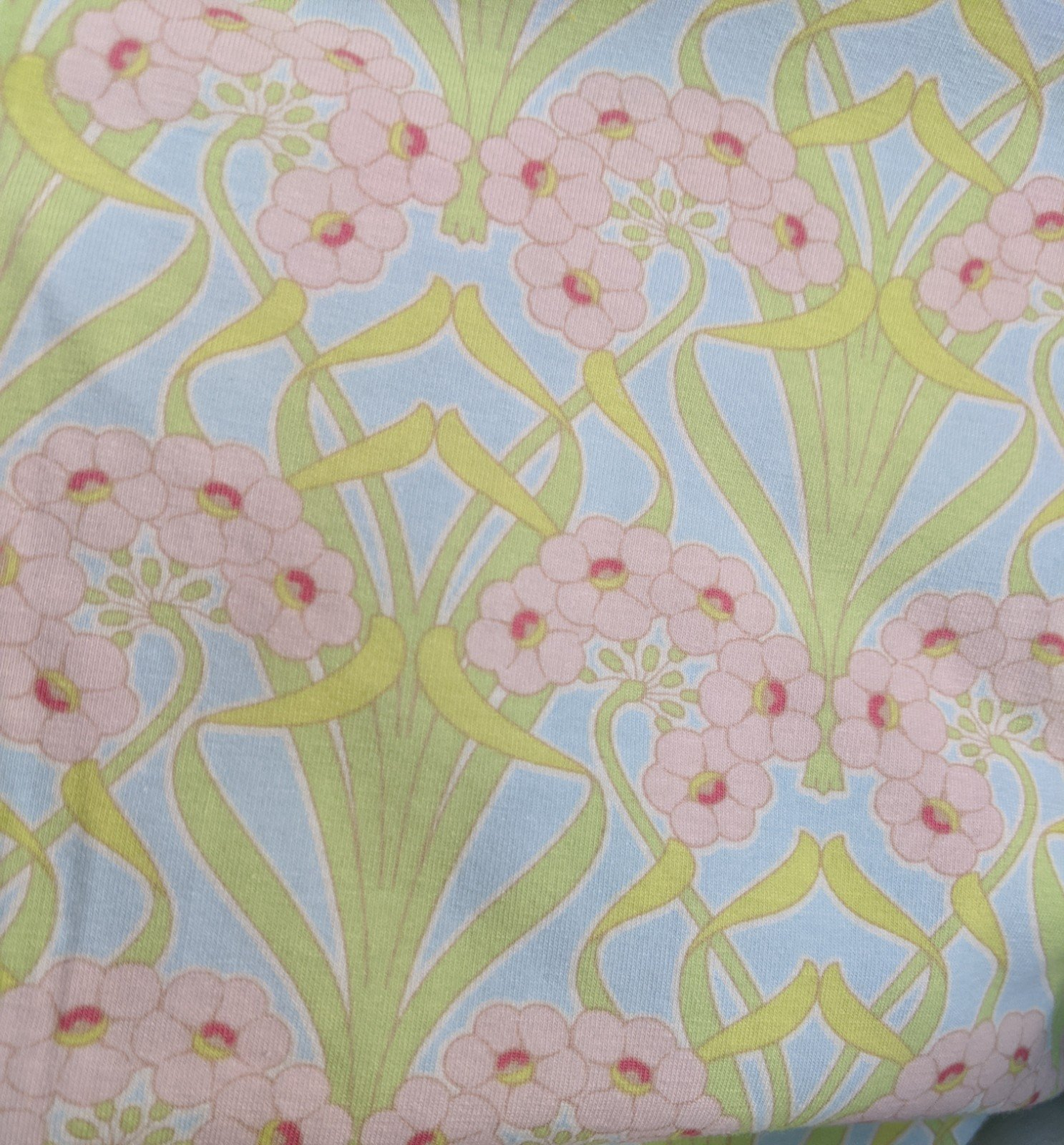 Bed Head Knits - Art Deco Floral