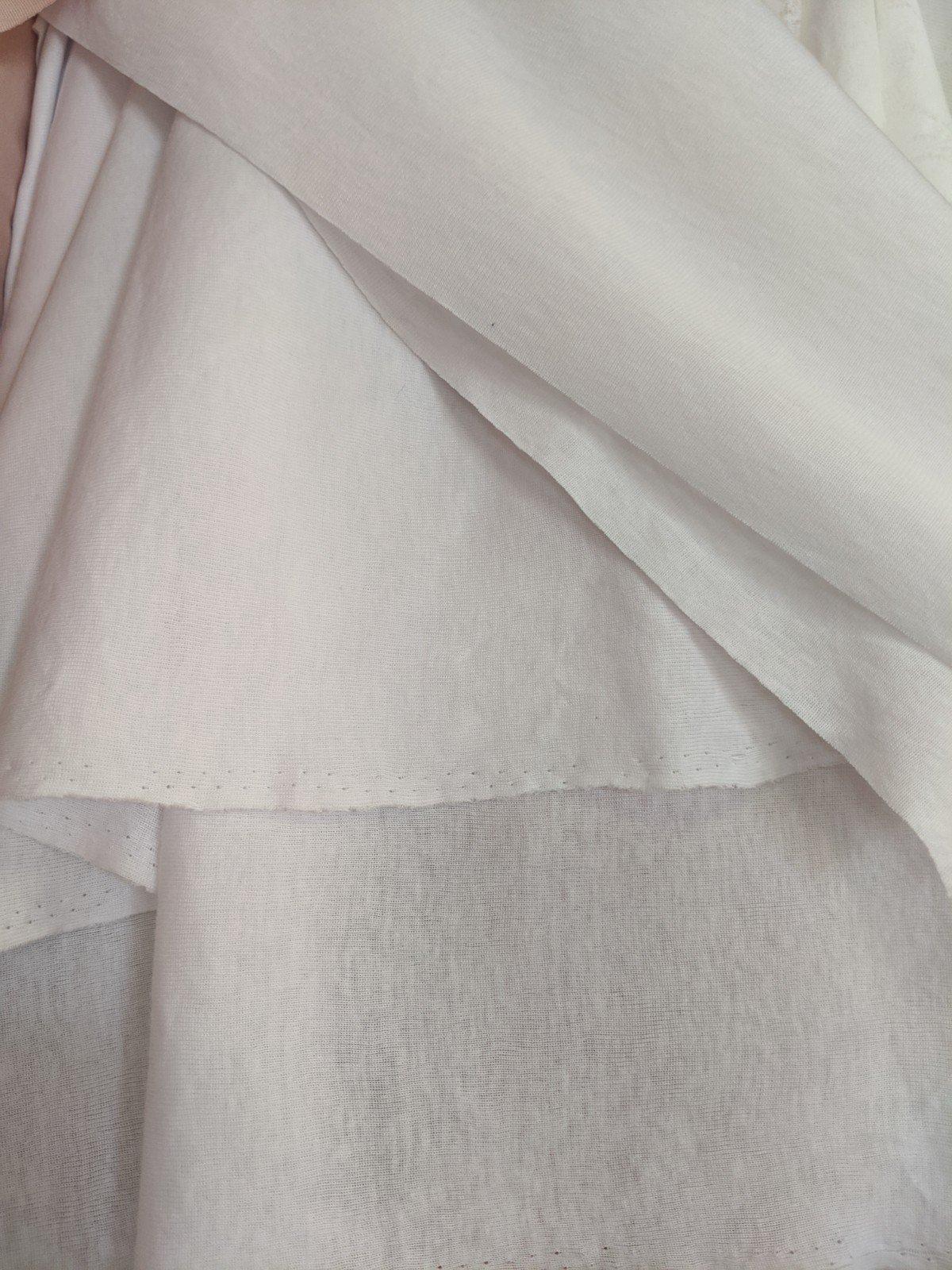 Cotton Knit - White