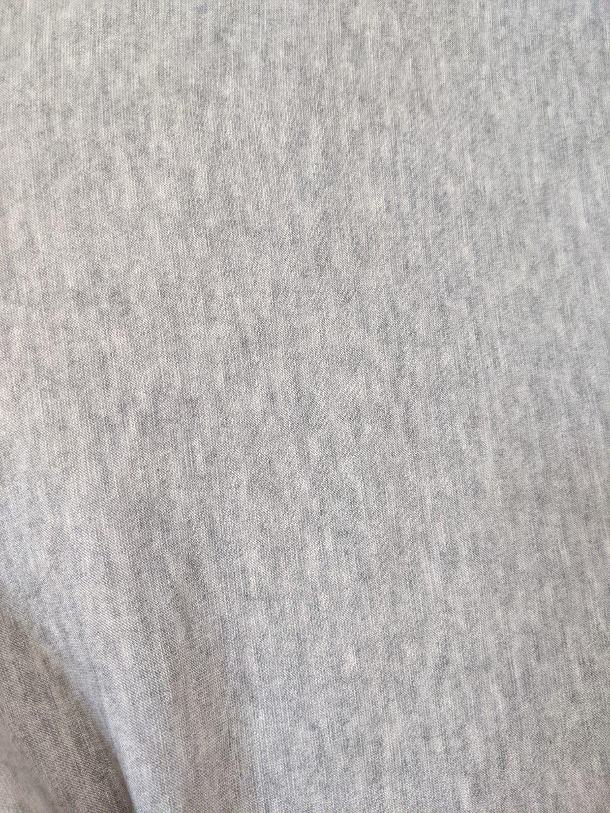 Heathered Grey Jersey Knit