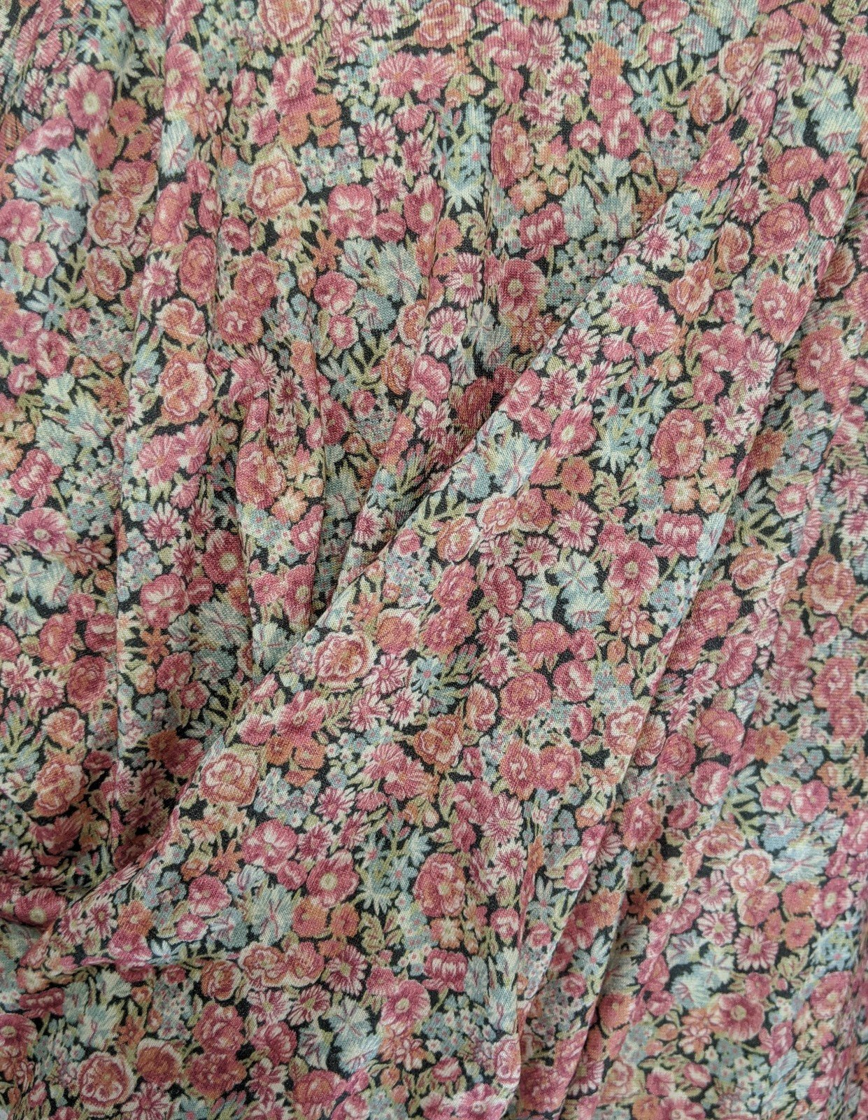 Liberty of London Knit - Small Floral