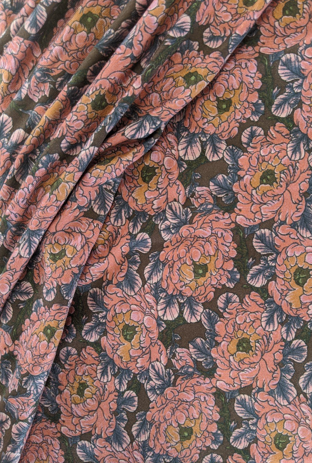 Liberty of London Knit - Large Floral