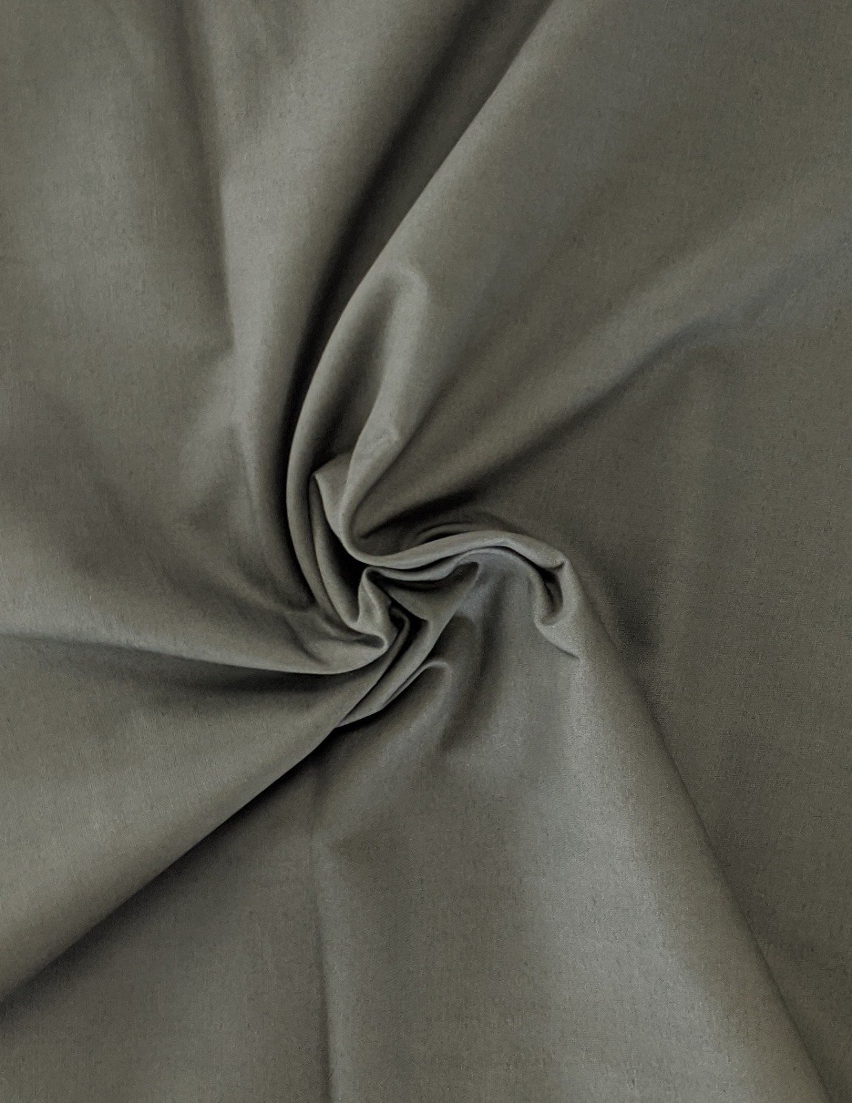 Cotton Sateen - Olive