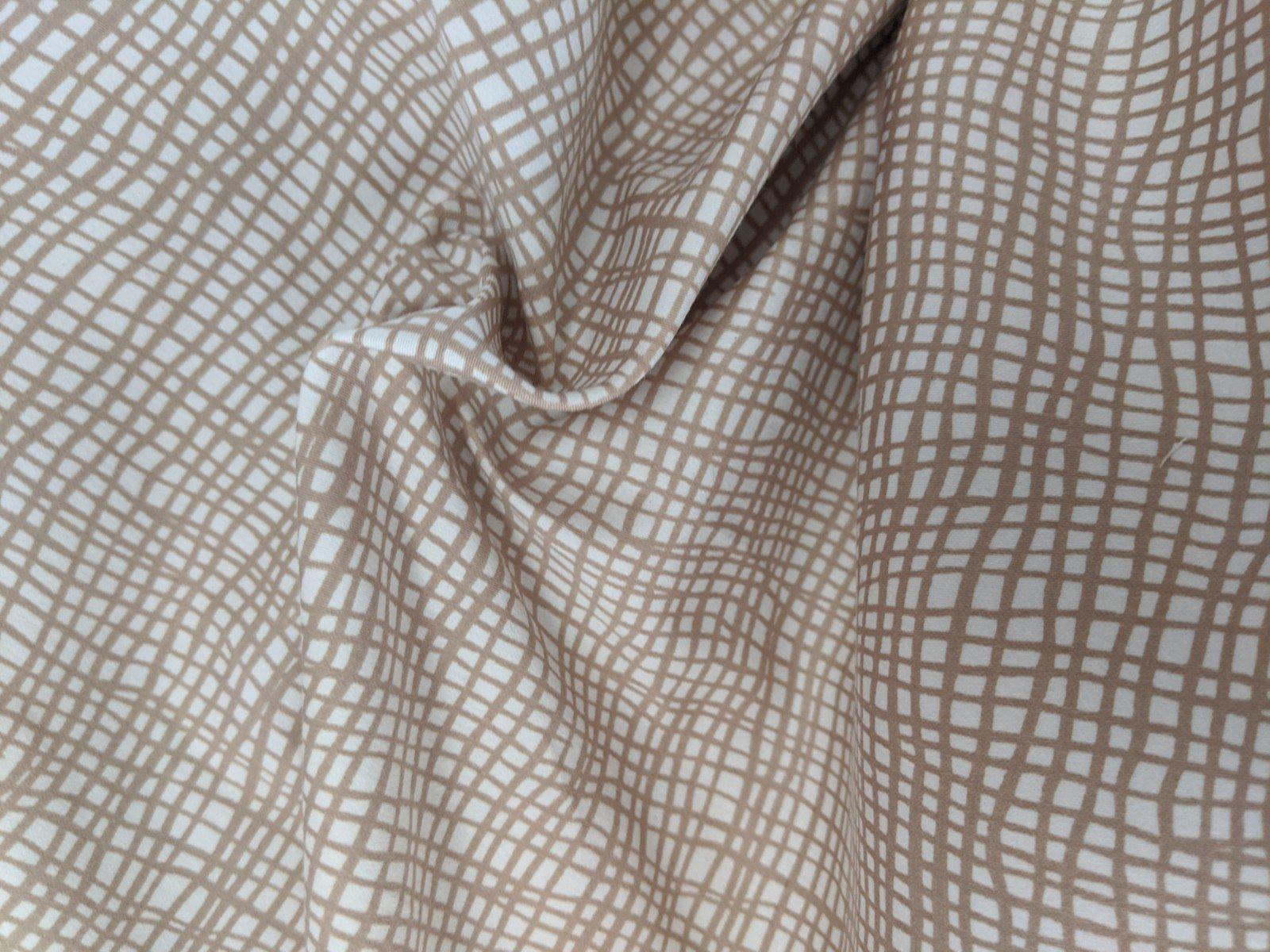 Stretch Cotton - Wavy Weave