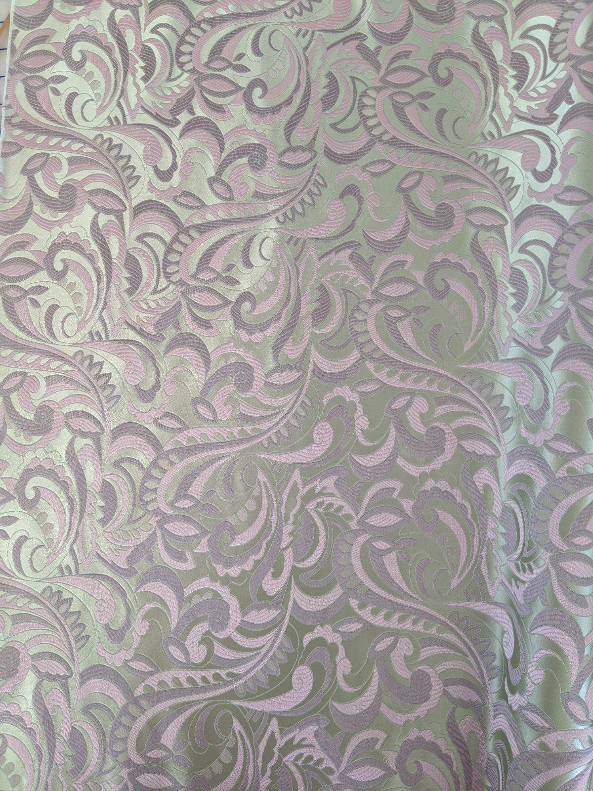 Silk Rayon Brocade