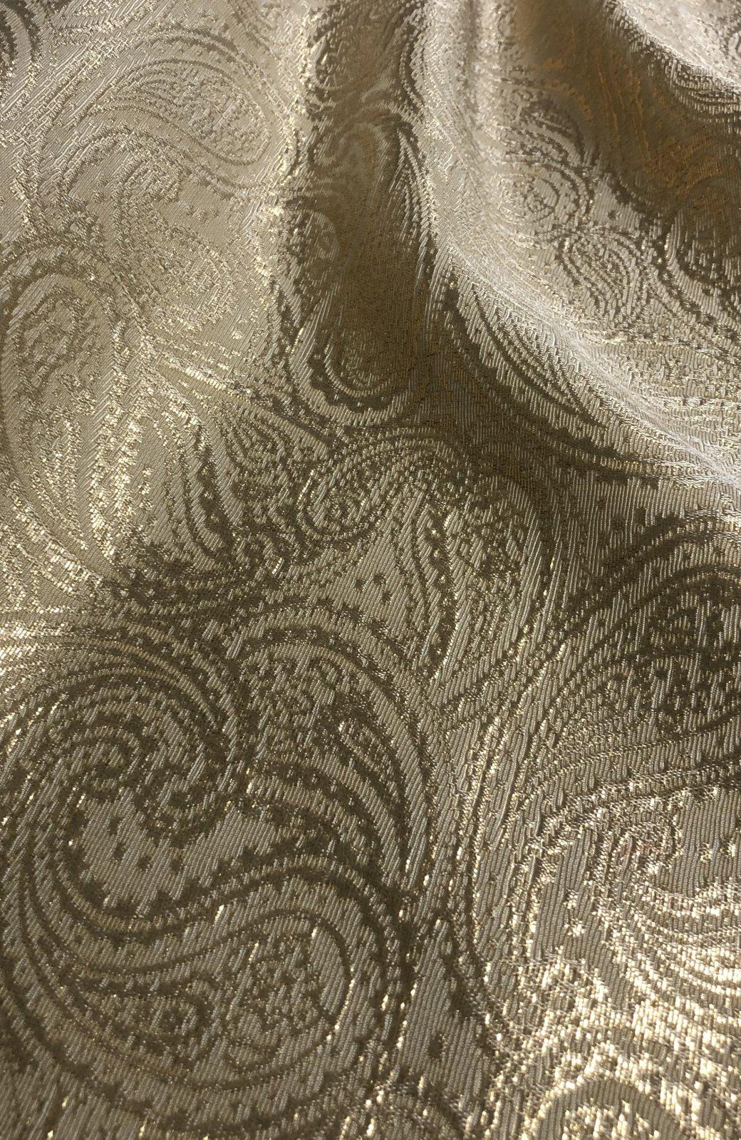 Rayon (Gold  Metallic)