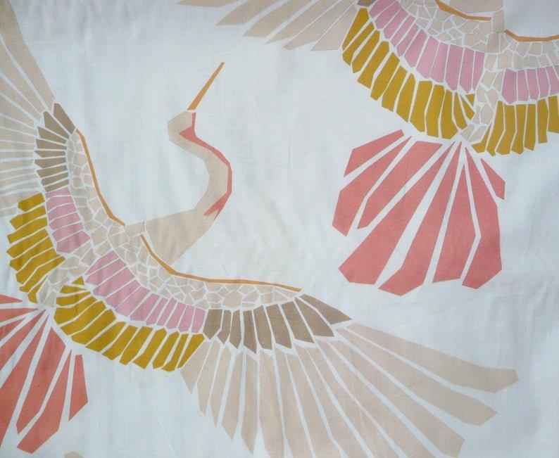Lady McElroy Cotton Lawn - Marabou Mosaic