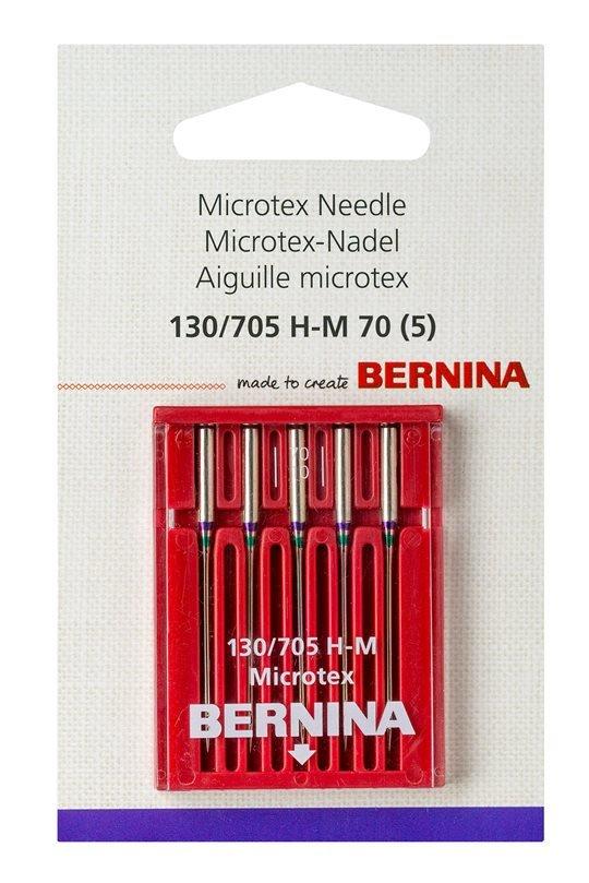 BERNINA Microtex Sz70 5pk
