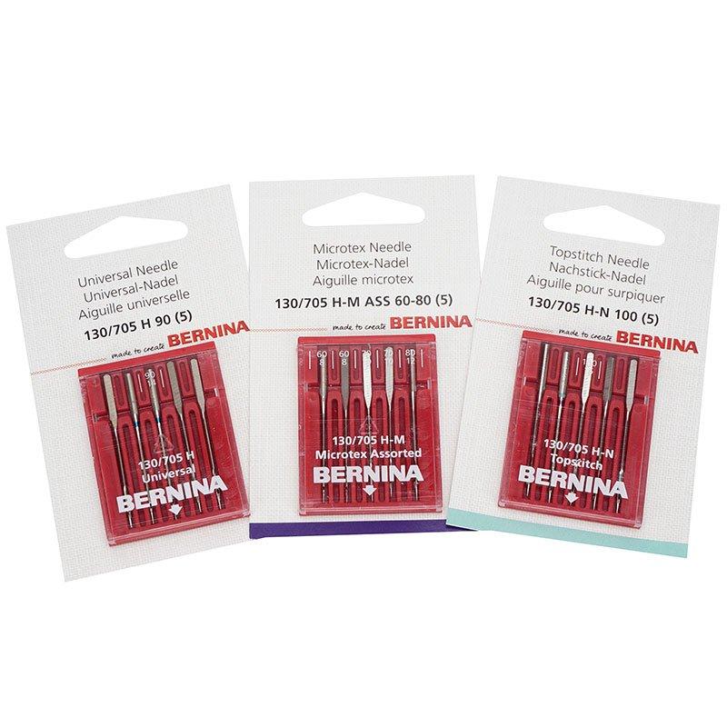 BERNINA Universal Needles Sz90 5pk