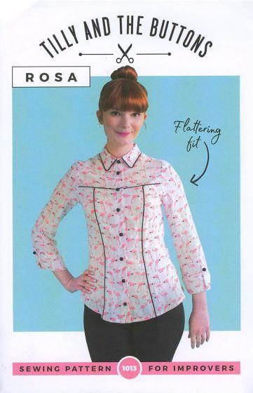 Rosa Shirt & Shirtdress