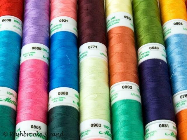 Merc Cotton Thread 60wt - 200m