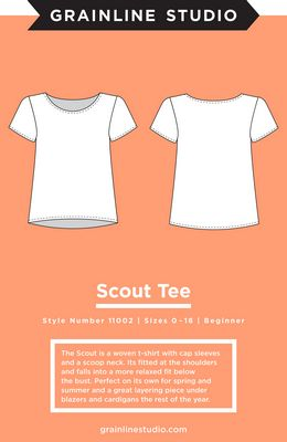 Scout Tee