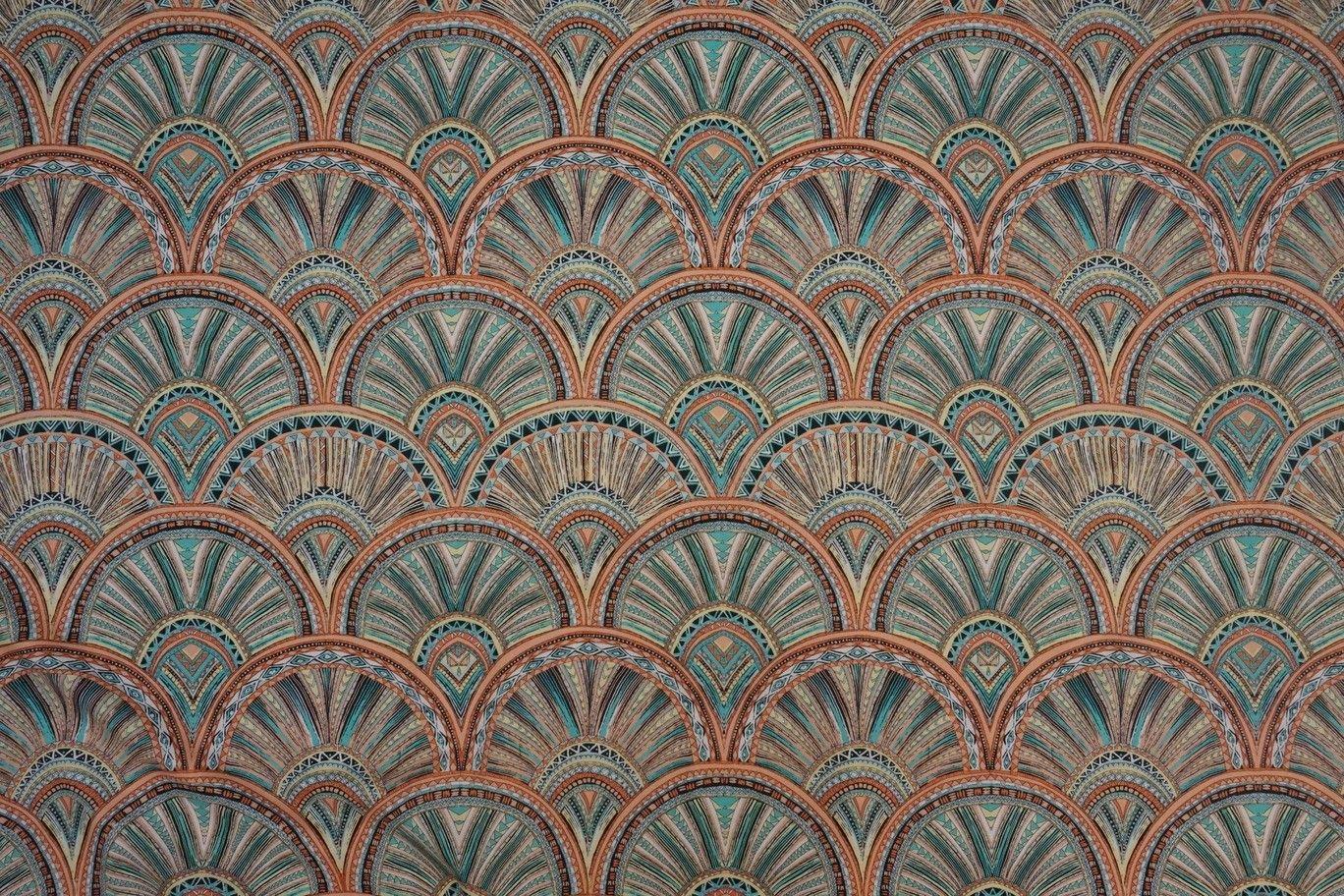Lady McElroy Cotton Lawn - Shellscape