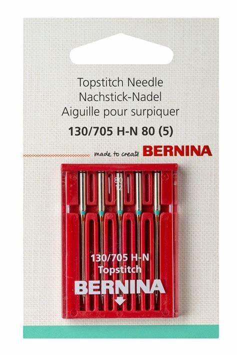 BERNINA Topstitch 80 5pk
