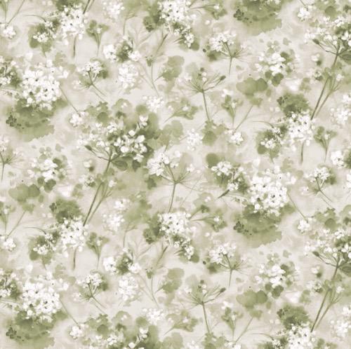 Serenity - Wispy Floral Sage