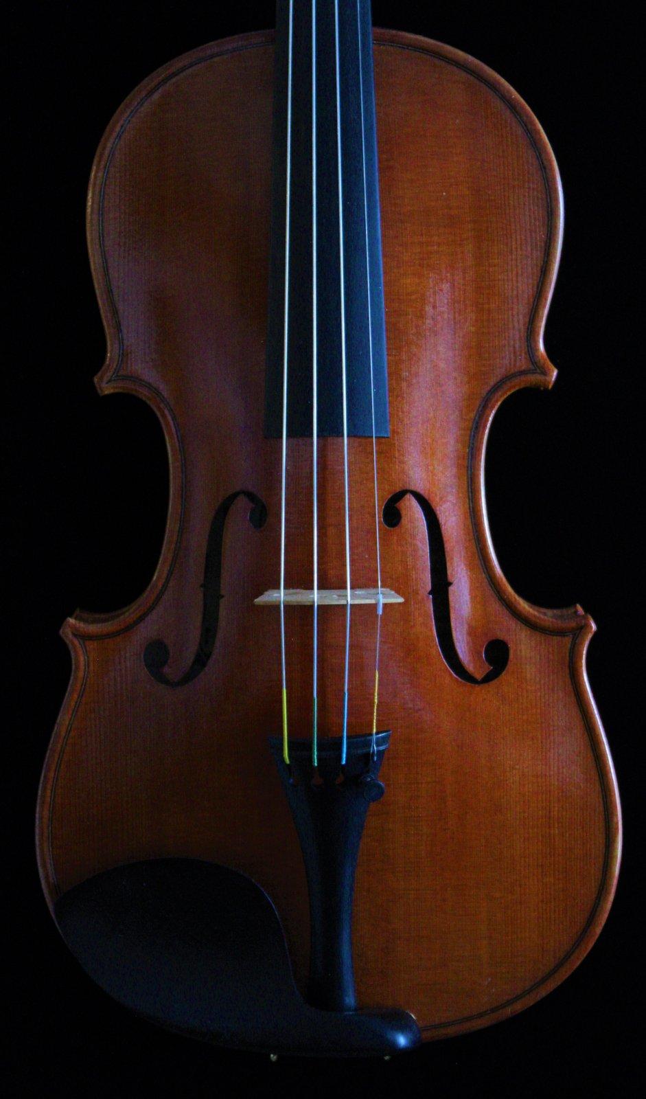 Joseph Ciccarelli Violin Strad ca. 2021