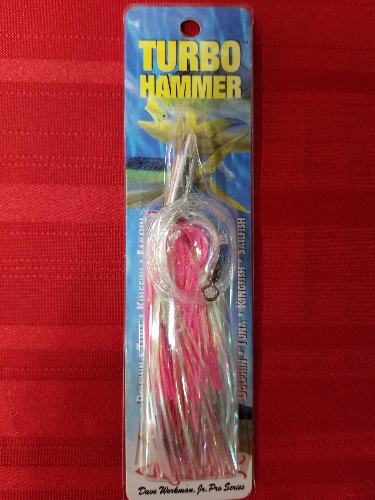 Boone Turbo Hammer Rigged Trolling Lure