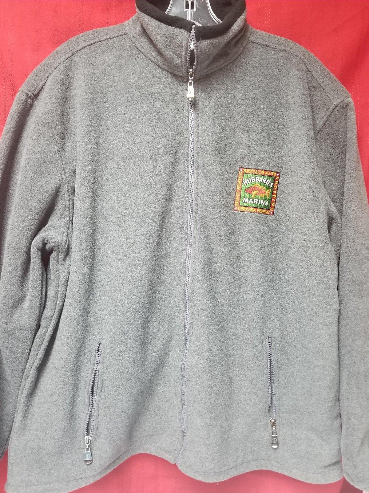Hubbard's Zipper Fleece Jacket