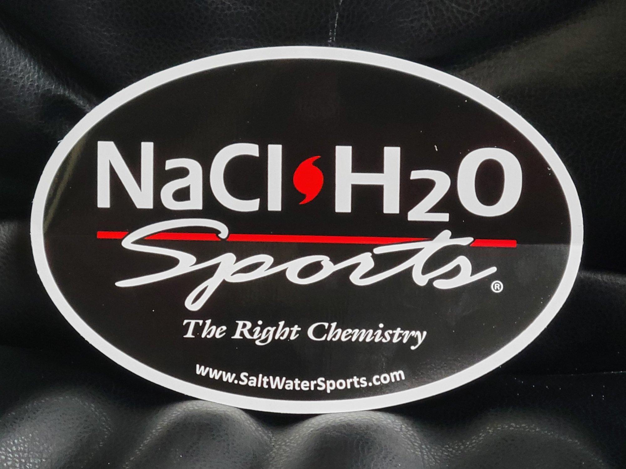 NaCl H2o Decal