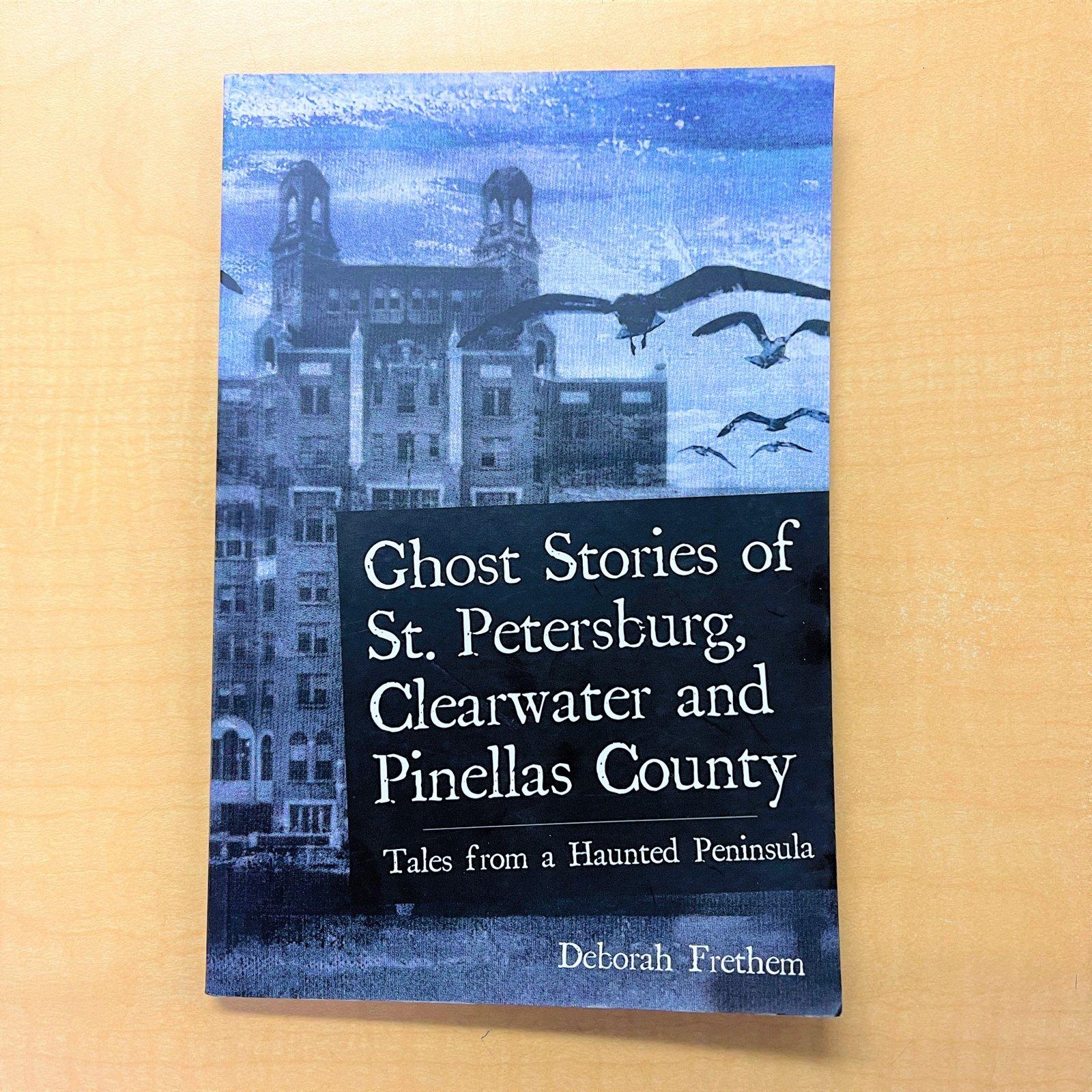 Book Ghost Stories of St Petersburg