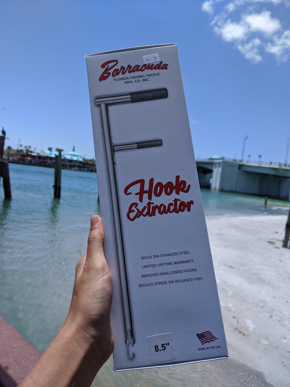 Hook Extractor Barracuda 8.5