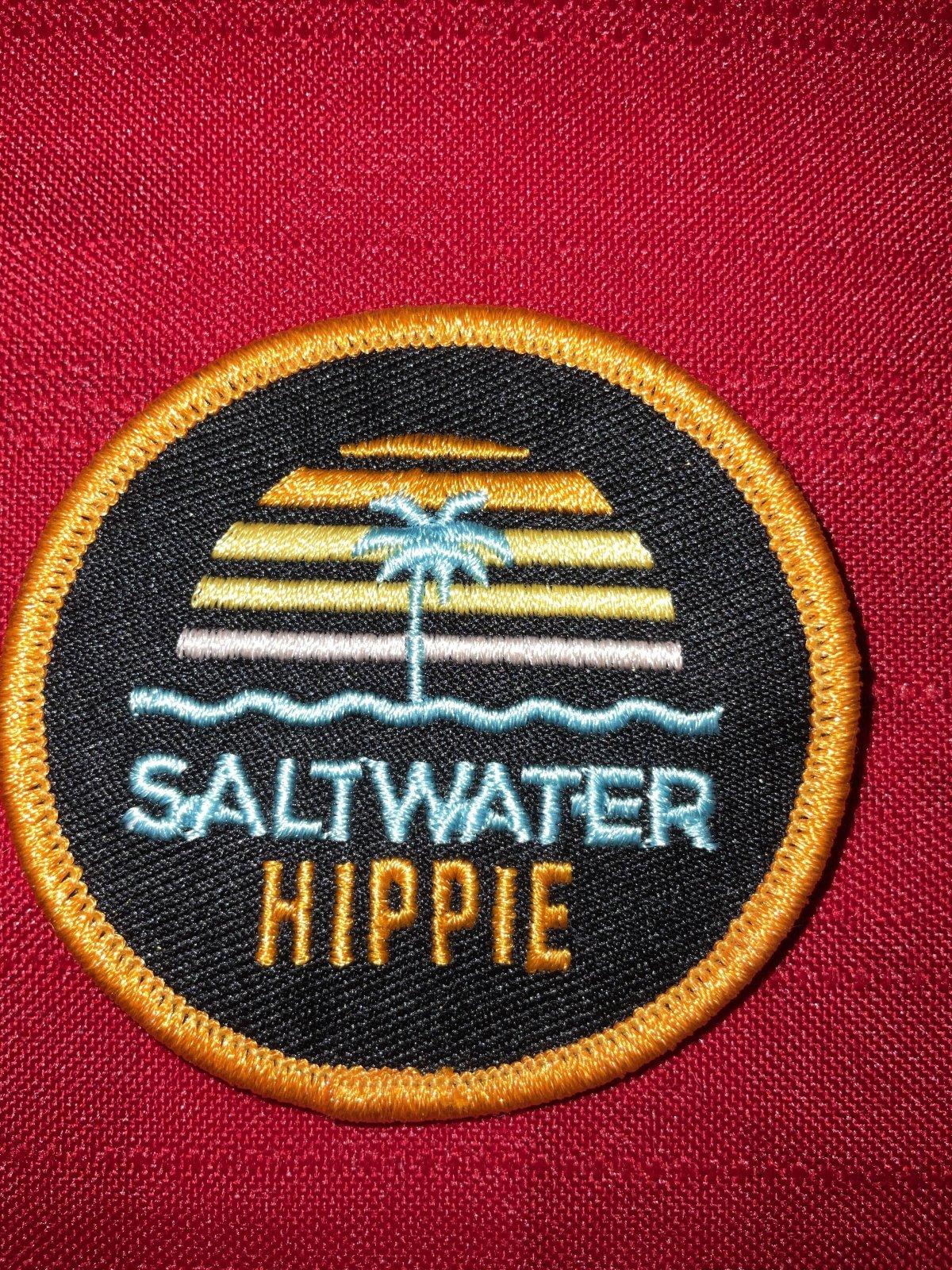 Saltwater Hippie Patch