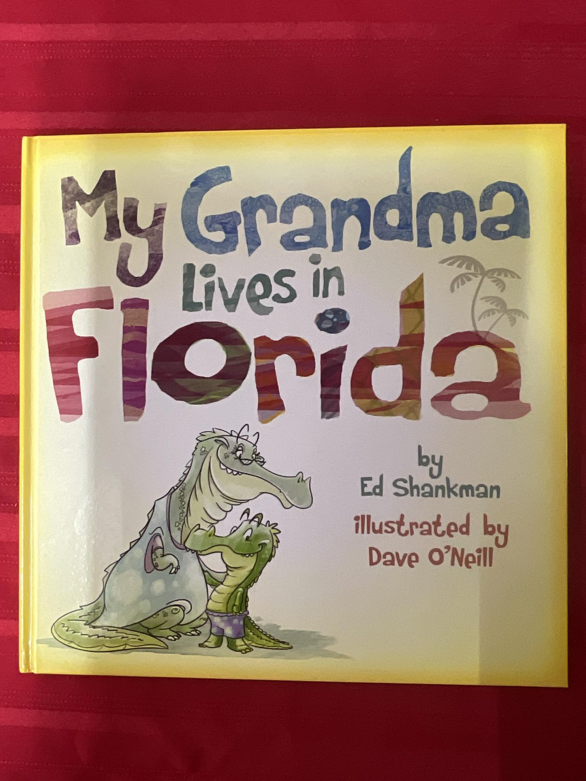 Book My Grandma Lives In Florida