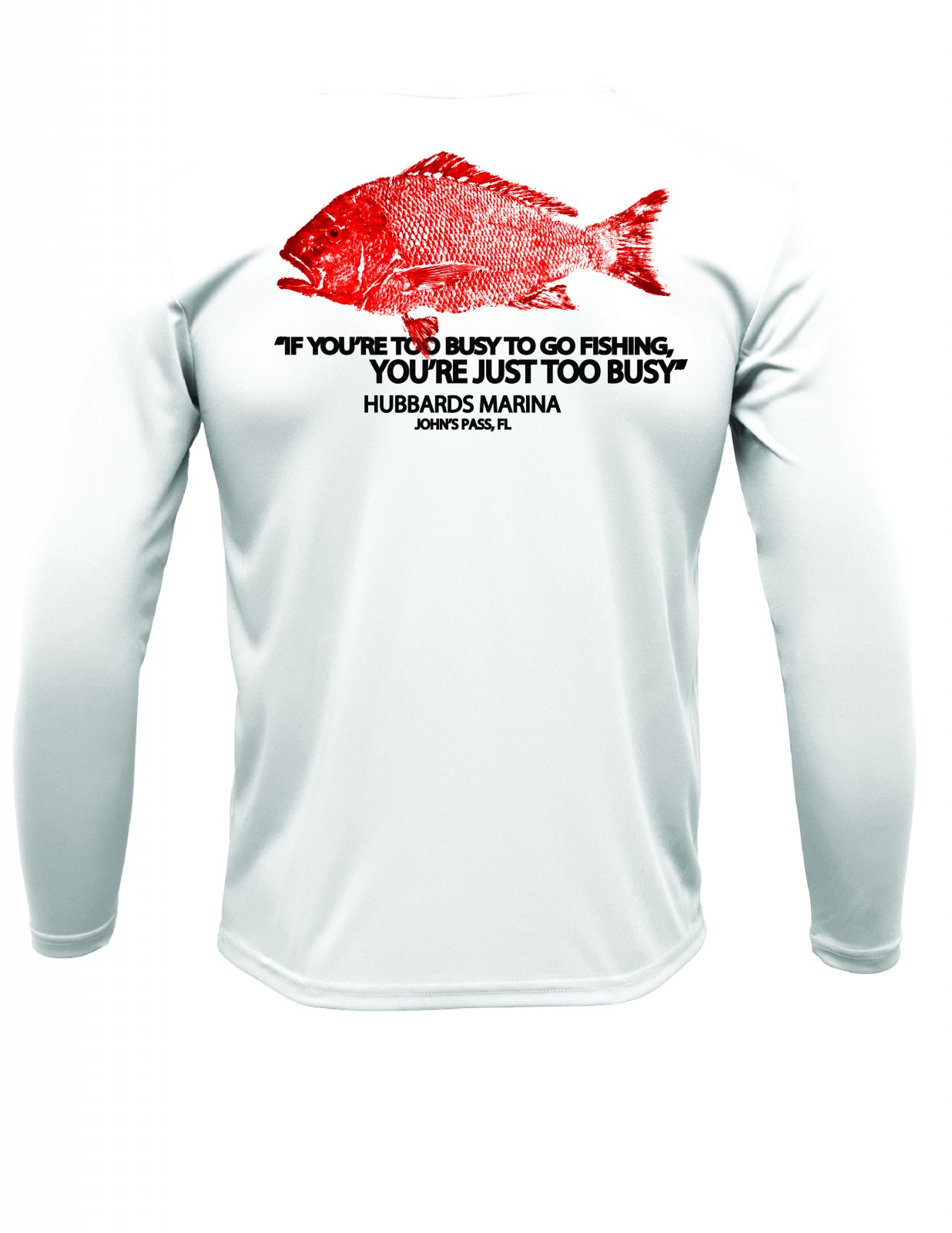If you are too busy... Performance Shirt