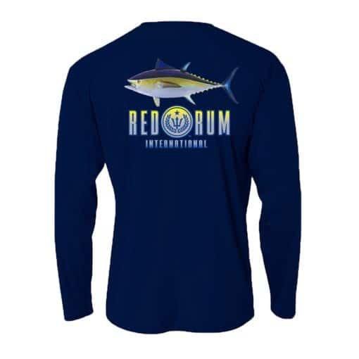 Red Rum Ruler Sleeve Tuna Performance
