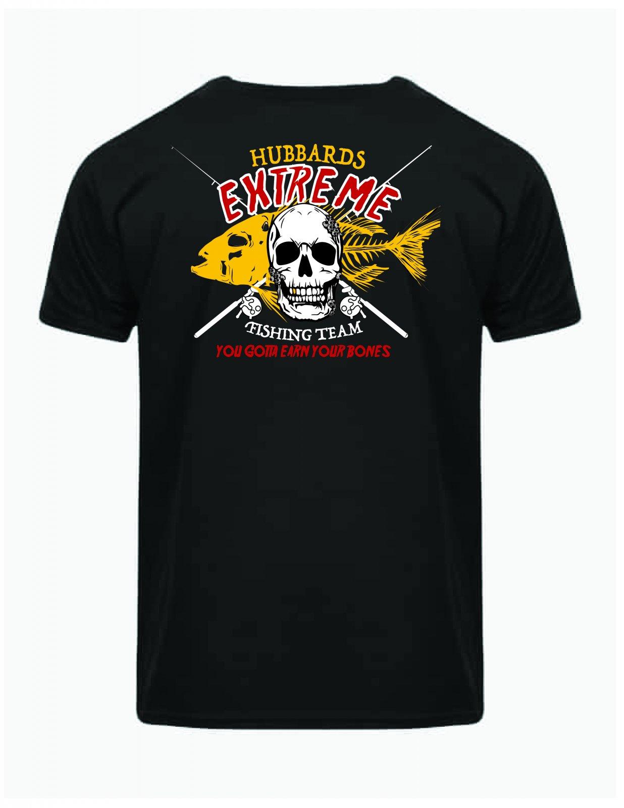 Extreme Fishing Team Short Sleeve T-Shirt