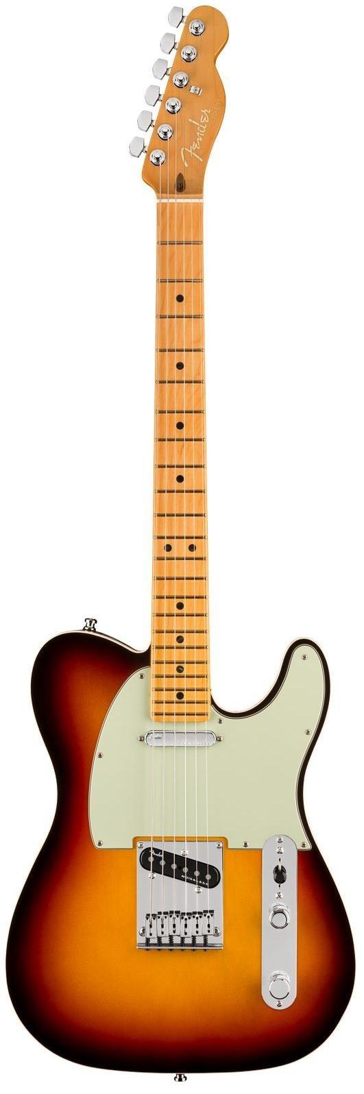 Fender 0118032712 American Ultra Telecaster, Maple Fingerboard - Ultraburst