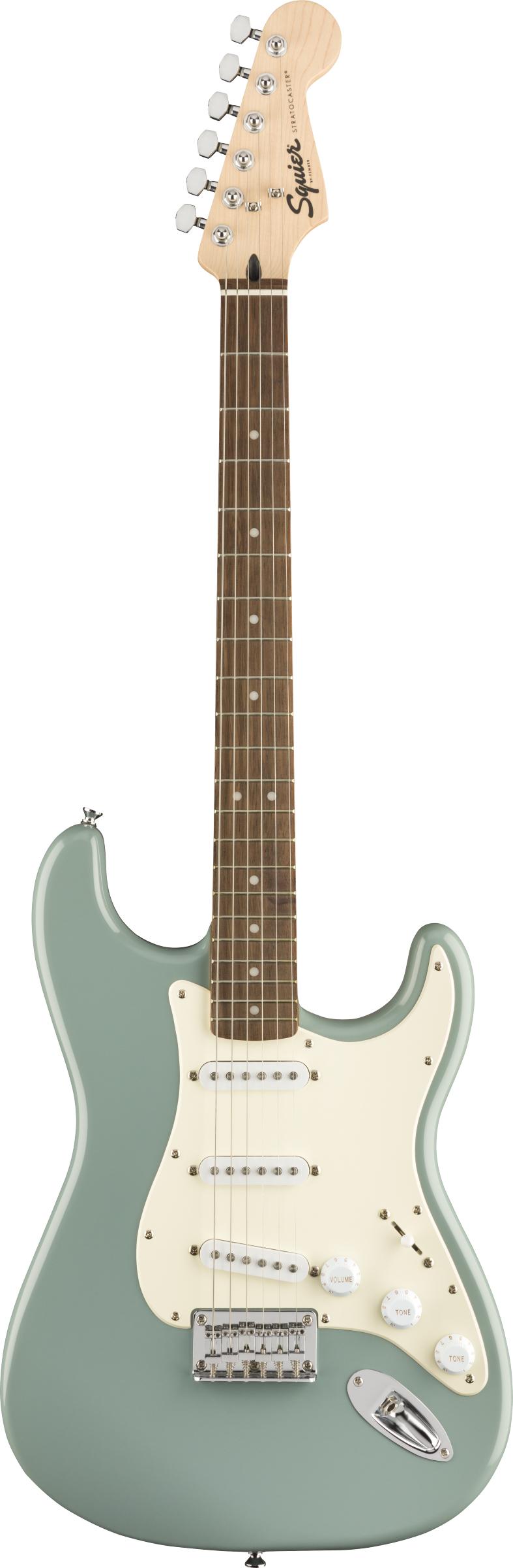 Squier Bullet Stratocaster HT, Laurel Fingerboard - Sonic Grey