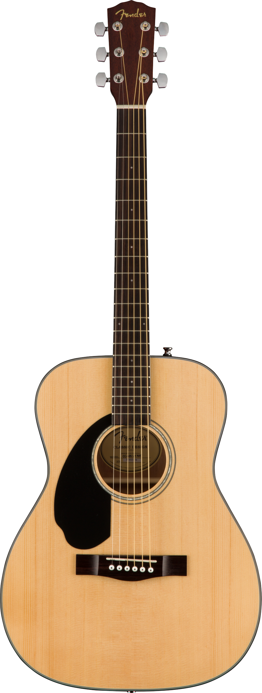 Squier CC-60S Concert LH, Walnut Fingerboard - Natural