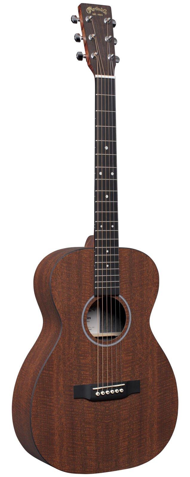 CF Martin X-Series 0-X1E Acoustic Electric Guitar - Mahogany