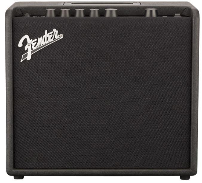 Fender 2311100000 Mustang LT25 Combo Amplifier, 120V