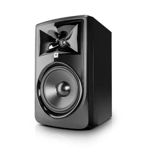 JBL 305P MkII Powered 5 Two-Way Studio Monitor