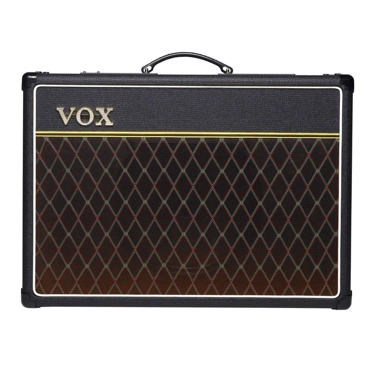 Vox AC15C1 Custom 1x12 15W Combo Amp - Black