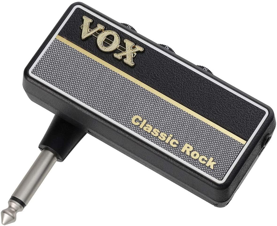 Vox AP2-CR amPlug 2 Classic Rock Battery-Powered Guitar Headphone Amplifier