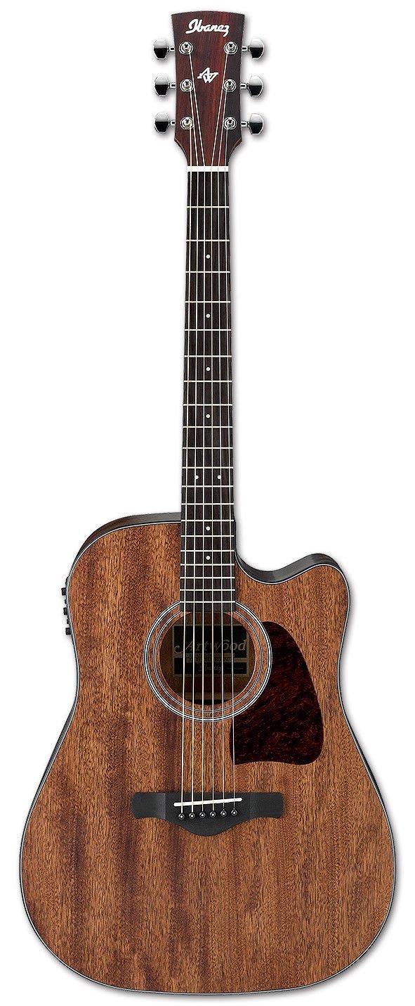 Ibanez Artwood AW 6str Acoustic Guitar - Open Pore Natural