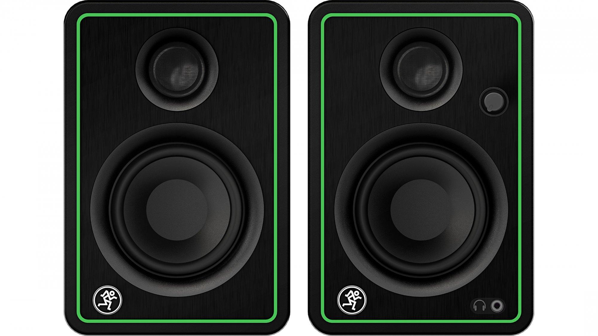 Mackie CR3-X 3' Multimedia Studio Monitors (Pair)